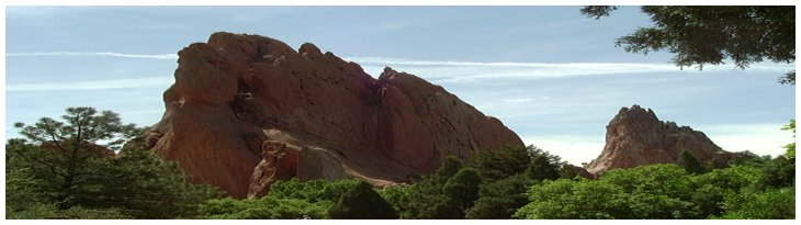 Xync.org Header Image from Garden of the Gods CO